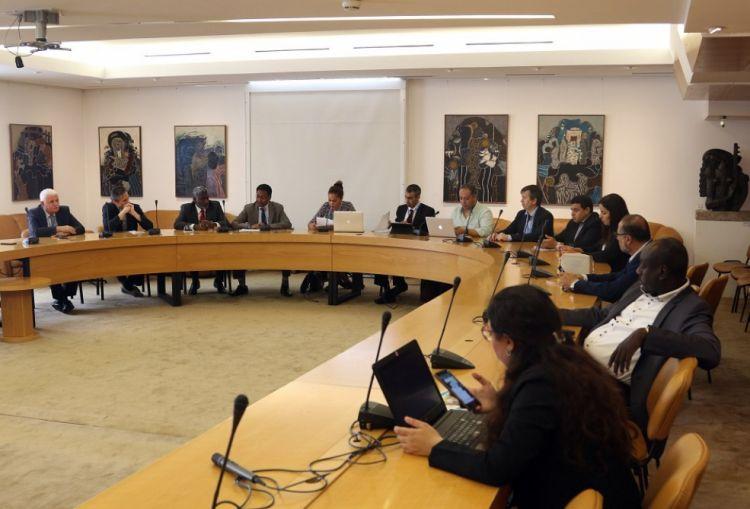 МФЕП приступил к встречам в Совете ООН по правам человека - ФОТО