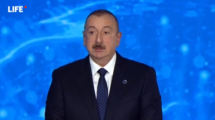 Картинки по запросу İlham Əliyev Paşinyana cavab verdi