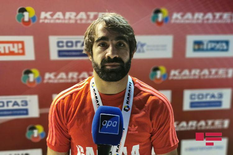 """Karateçi Rafael Ağayev: - """"Nəhayət ki, tilsimi qırdım"""""""