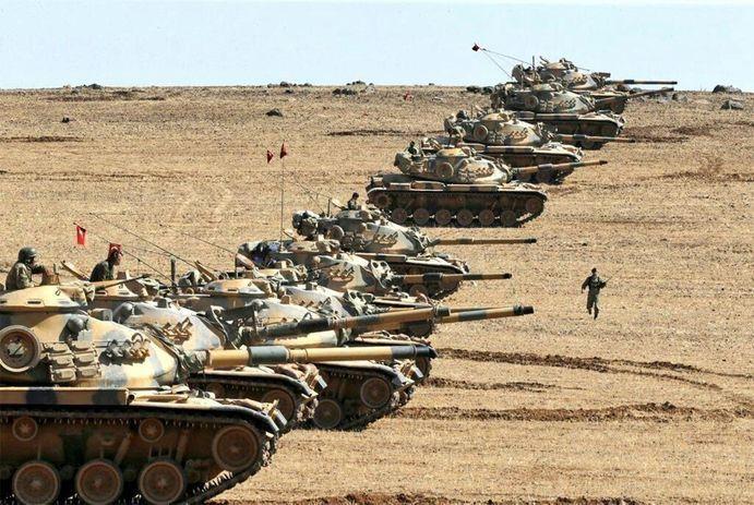 عملية عسكرية جديدة في الجزء الشرقي من نهر الفرات في سوريا - يشير الخبراء إلى مخاطر