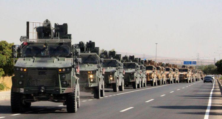 """الدفاع التركية تعلن القضاء على 219 """"إرهابيا"""" منذ بدء العملية العسكرية في سوريا"""