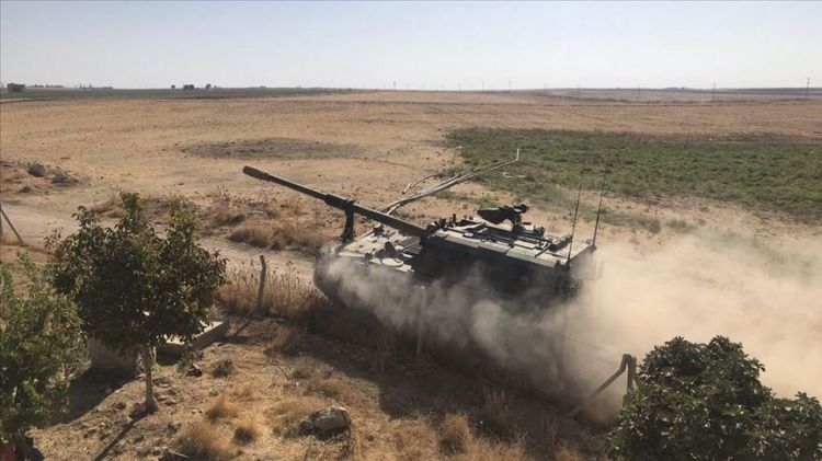 Turkey neutralizes 277 terrorists in northern Syria op