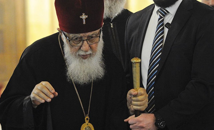 Патриарх Грузии выступил с обвинениями в адрес Азербайджана из-за Кешикчидага
