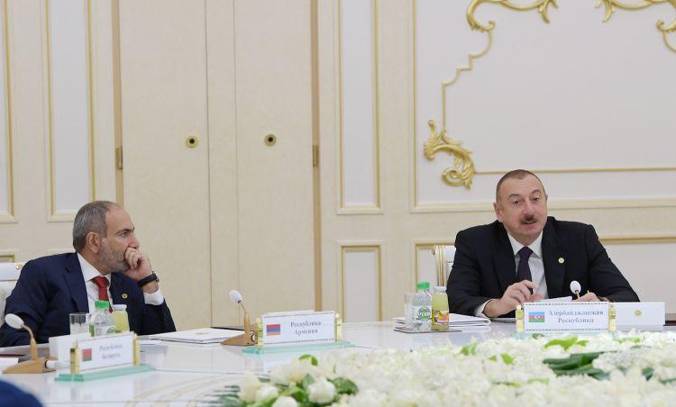 Пашинян ответил Алиеву пустым набором слов - ФОТО