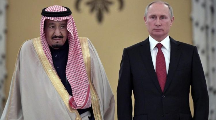 President Putin's Visit to Saudi Arabia - Commercial Interests and Political Messages