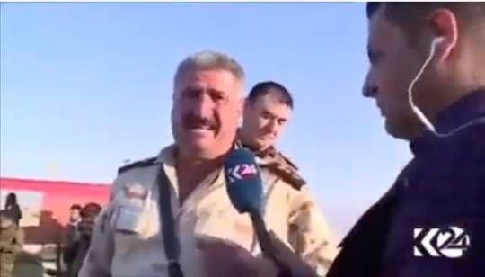 YPG-PKK komandirlərinin videosu yayıldı - TÜrk ordusu qarşısında ağlayırlar - VİDEO