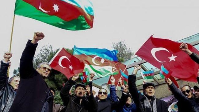 """Azerbaycanlı Gazilerden Erdoğana mesaj - """"Türk ordusunda savaşmak istiyoruz"""""""