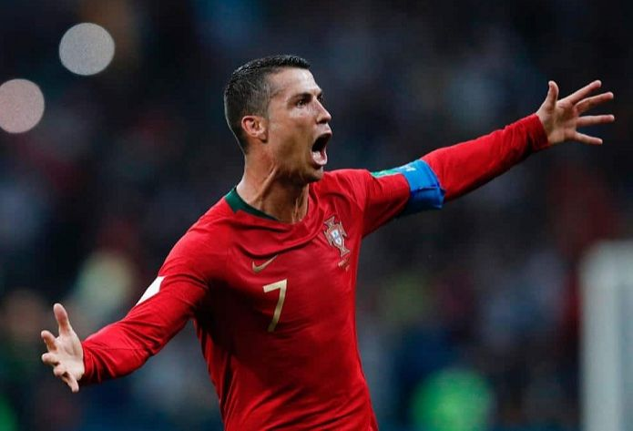 One goal away from 700th goal - Ronaldo scored 699th against Luxembourg