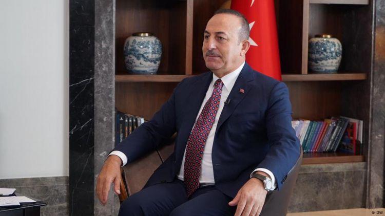 """Çavuşoğlu - """"Yaptırımdan korkacak olsak, harekâtı başlatmazdık"""""""