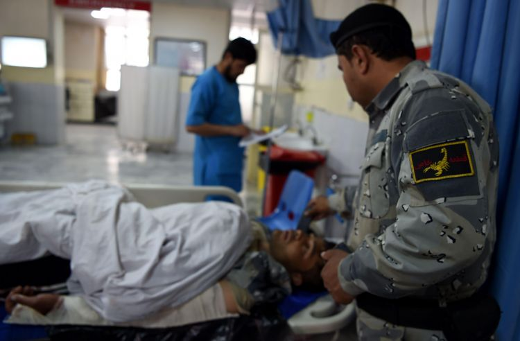 Separate gun attacks target Afghan government officials