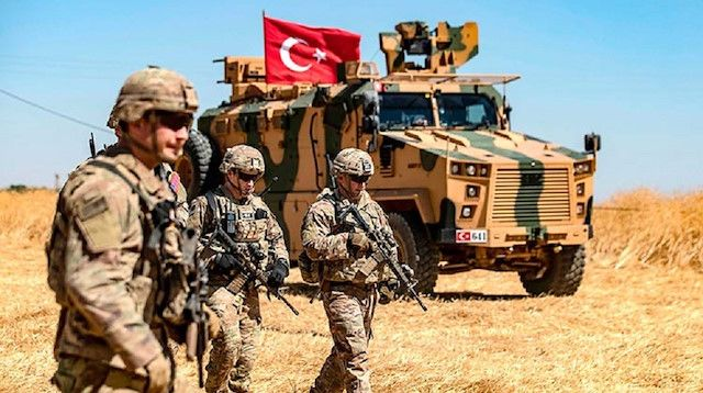 Turkey 'neutralizes' 550 terrorists in Syria operation