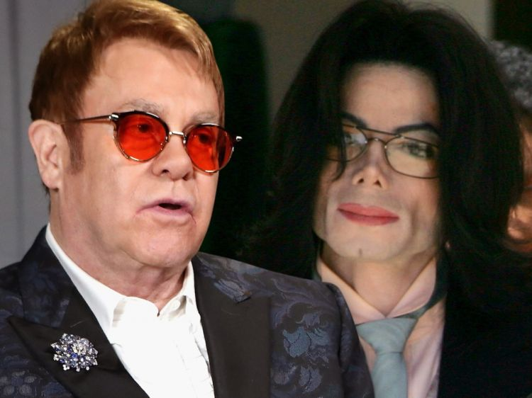 Elton John's memoir reveals Michael Jackson was mentally ill and disturbing to be around - Sputnik reports