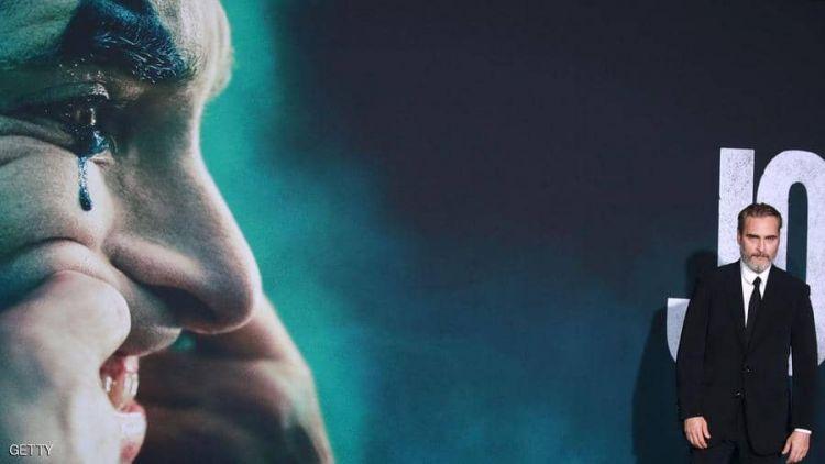 """""""الجوكر"""" يحتفظ بصدارة إيرادات السينما الأميركية"""