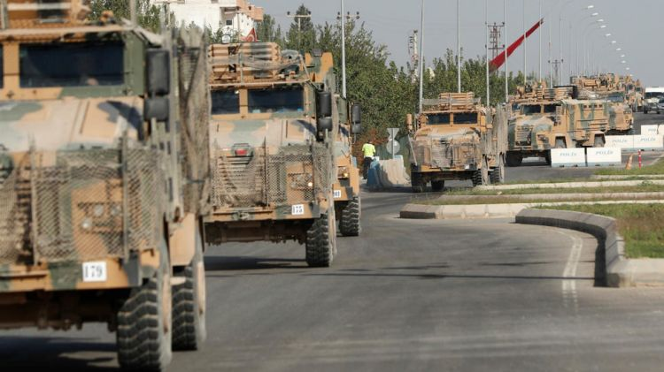U.S. to pull last troops from north Syria - Syrian army to redeploy on border