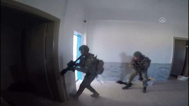 YPG'li teröristlerin  DEAŞ'lıları serbest bıraktığı hapishanenin görüntüleri ortaya çıktı. - Sıcak gelişme! - VİDEO