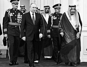 Путин исправляет ошибки США на Ближнем Востоке