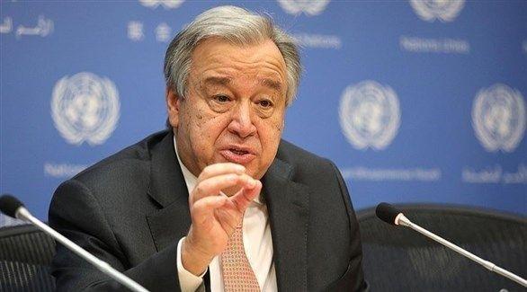"""الأمم المتحدة """"قلقة"""" من التطورات العسكرية شمال شرق سوريا"""