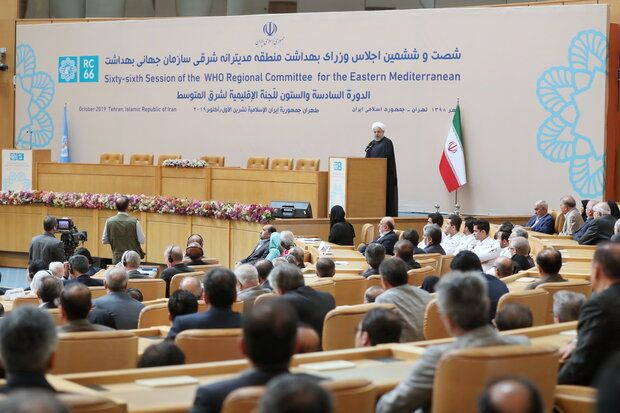 US has committed crimes measured as economic terrorism - Rouhani outburstsg