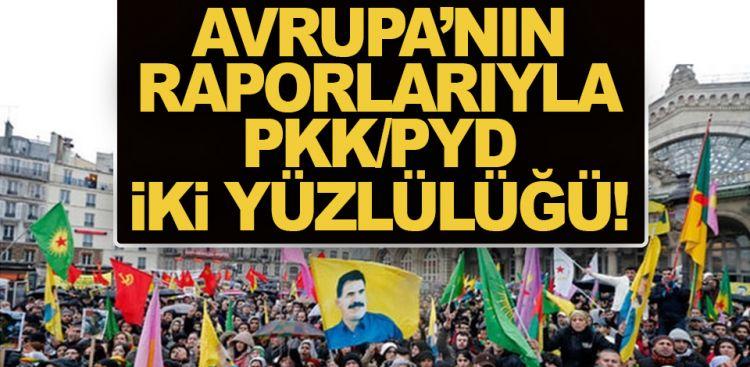 PKK/PYD'nin Avrupadaki yardım kaynakları, ofisleri, silah yardımları, faaliyetleri - Resmi raporlarla