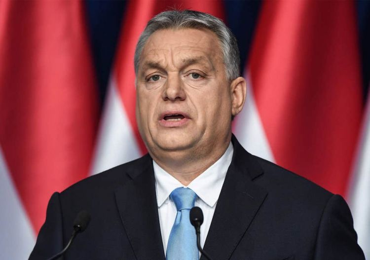 Orban hails importance of cooperation with member states of Turkic Councilg