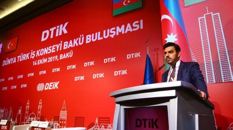 'Türkiye, Azerbaycan'la diaspora alanındaki iş birliğini artıracak'g