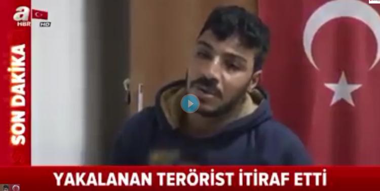 Türk ordusunun zərərsizləşdirdiyi terrorçudan - dəhşətli etiraflar - VİDEO