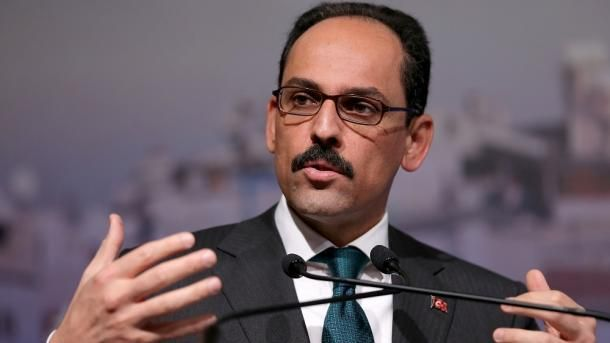 Угрозы санкций и осуждения не заставят Турцию отказаться от своей справедливой борьбы