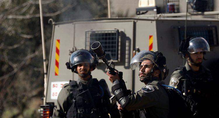 إصابة عشرات الفلسطينيين برصاص وغاز الجيش الإسرائيلي شمالي الضفة الغربية