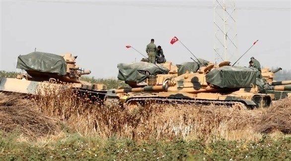 """دبابات مطورة إسرائيلياً في """"نبع السلام"""" التركي لغزو سوريا"""