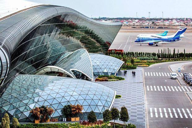 Международный аэропорт Гейдар Алиев закрыт для иностранных авиакомпаний?