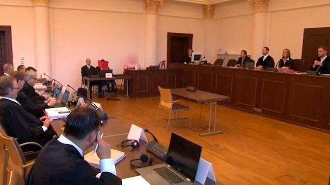 В Германии судят бывшего охранника концлагеря Штуттгоф