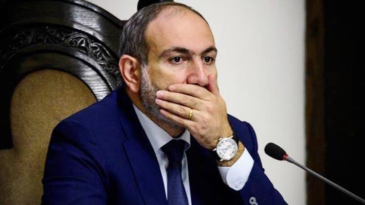 """Paşinyanın saytı dağıdıldı - """"Qarabağ Azərbaycandır və nida işarəsi!"""" yazıldı - FOTO"""