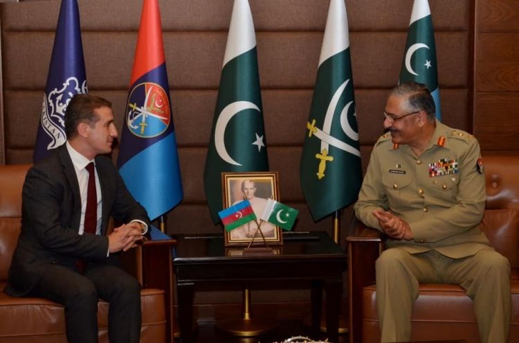 Pakistani general expressed support to Azerbaijan in Nagorno-Karabakh conflict