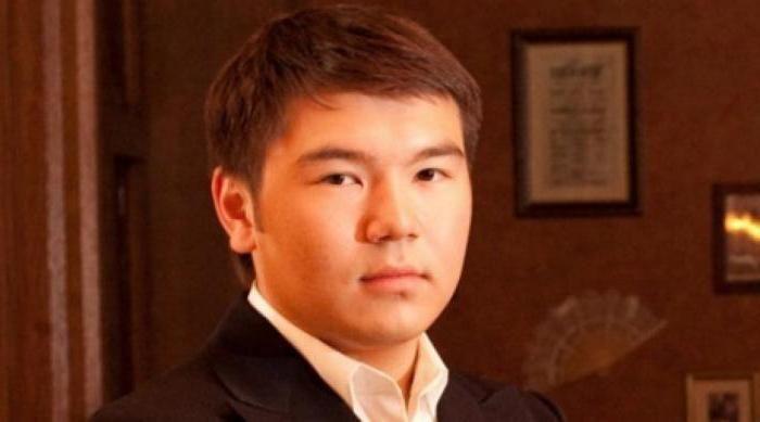 Nazarbayev's grandson arrested in London