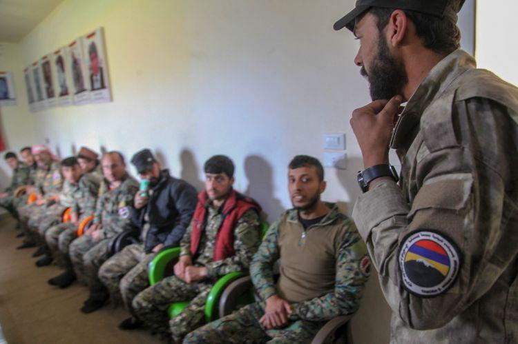 Türk ordusu ilə döyüşə gedən erməni terrorçu batalyonu haqda - ŞOK FAKTLAR - VİDEO