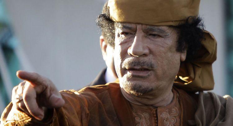 في ذكرى اغتياله... رسائل سرية تكشف للمرة الأولى المتورط في قتل معمر القذافي
