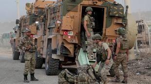 """فرنسا تحمّل الولايات المتحدة وتركيا """"مسؤولية"""" ما يحصل في شمال سوريا - الفيديو"""