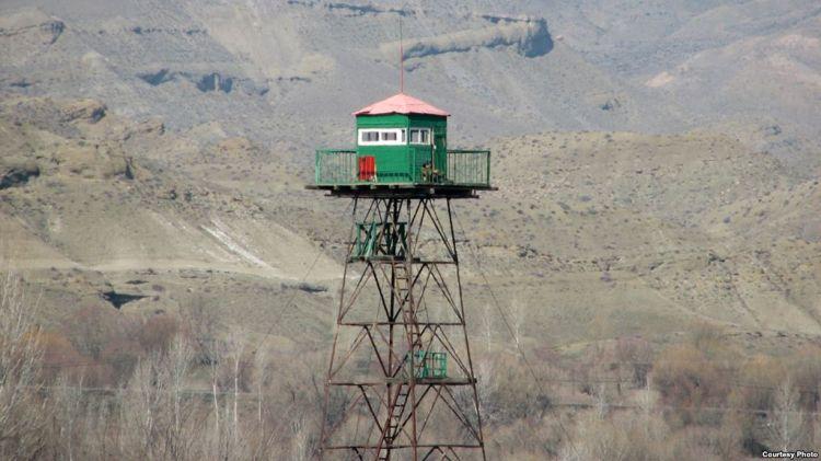 Опасный инцидент на иранской границе