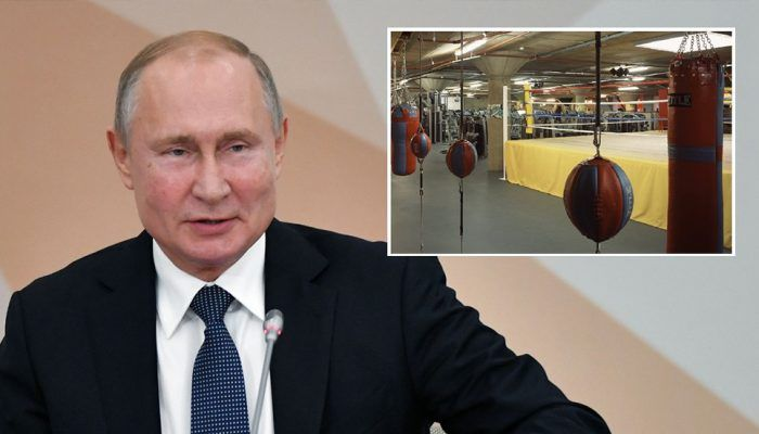 'I broke my nose, I didn't go to the doctor, we fixed it' - Putin on boxing adventures