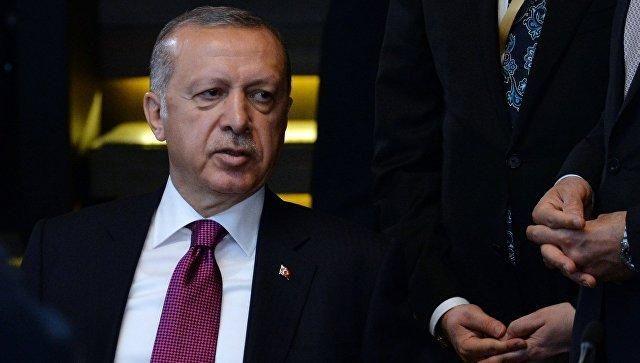 Эрдоган: Необходимые шаги по Сирии будут приняты после встречи с Путиным
