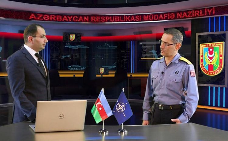 """""""Azərbaycan Ordusunun hərbi qulluqçularının peşəkarlıq səviyyəsi onların güclü olduğundan xəbər verir"""" - NATO kontr-admiralı"""