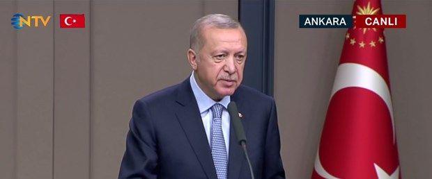 Ateşkes süresi uzatılacak mı? sorusuna Cumhurbaşkanı Erdoğan'dan yanıt - sıcak gelişme