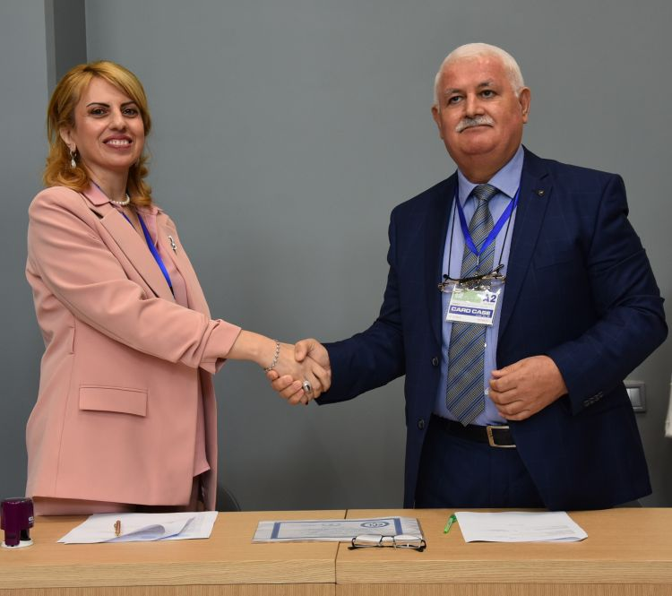 Международный Фонд Евразия Пресс подписал договор о сотрудничестве с Международной академией образования