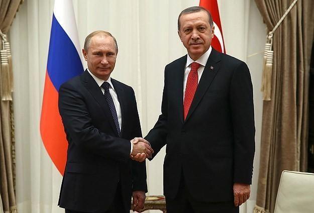 Эрдоган рассказал, что хочет обсудить с Путиным