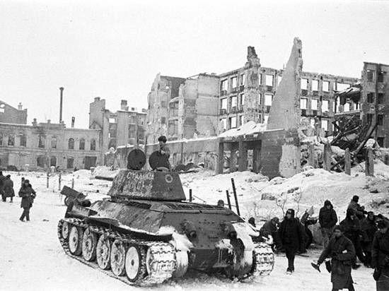 Россия напомнила НАТО о битве под Сталинградом