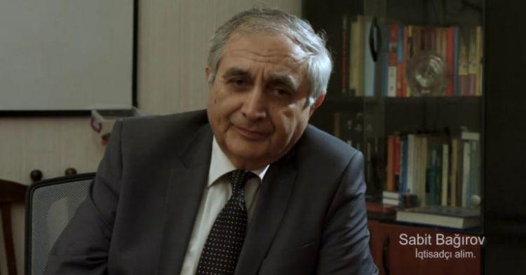"""""""Azerbaycanlılar Türk adını geri almalılar"""" - SOCAR'ın eski başkanı"""