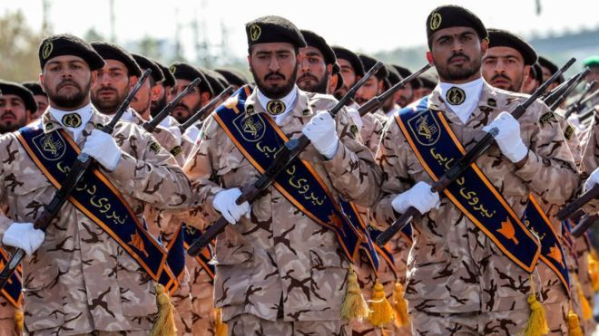 """إيران """"توسع شبكة نفوذها"""" لمواجهة خصومها في الشرق الأوسط"""