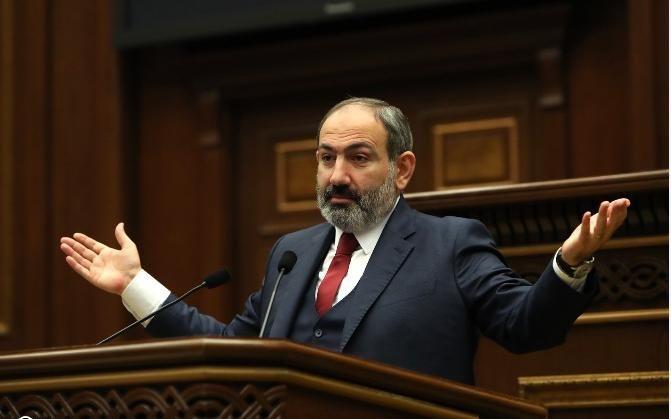 Пашинян несогласным: Кто не с нами, тот - против нас