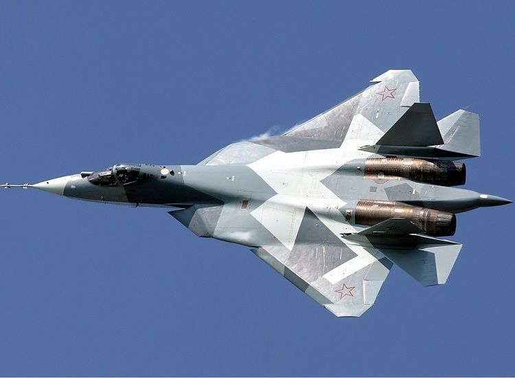 First Su-57 fifth-generation fighter ready for delivery to Russian troops
