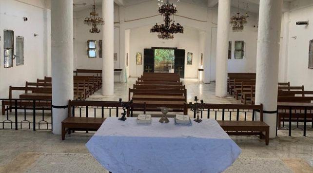 Türkiye Ermeni kilisesini onarıyor